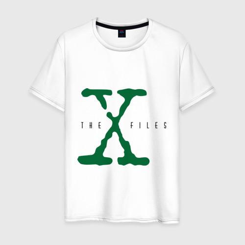 Мужская футболка хлопок X files