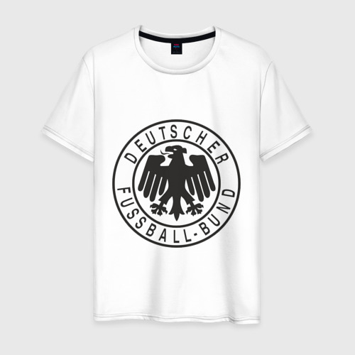 Мужская футболка хлопок Германия