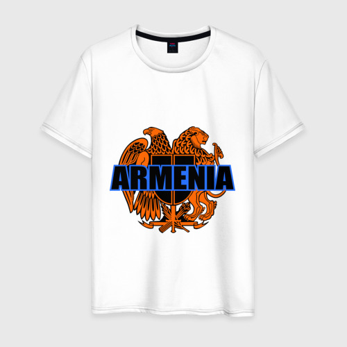 Мужская футболка хлопок Армения