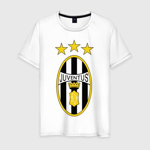 Мужская футболка хлопок Ювентус