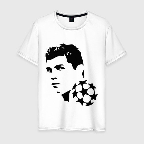 Мужская футболка хлопок C.Ronaldo