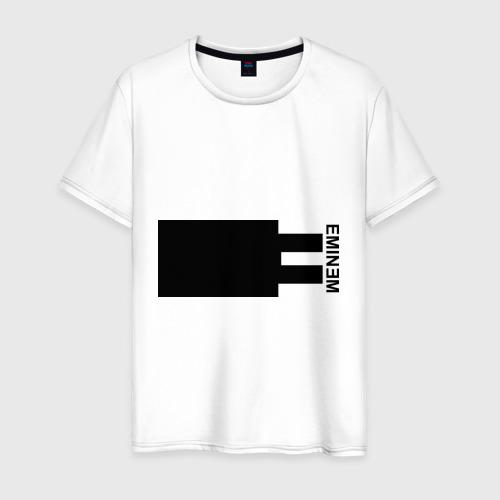 Мужская футболка хлопок Eminem