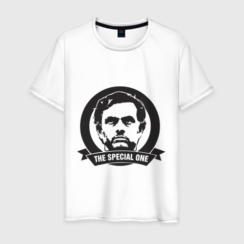 Мужская футболка хлопок Jose Mourinho (Жозе Моуринью)