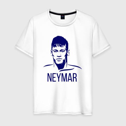 Мужская футболка хлопок Neymar