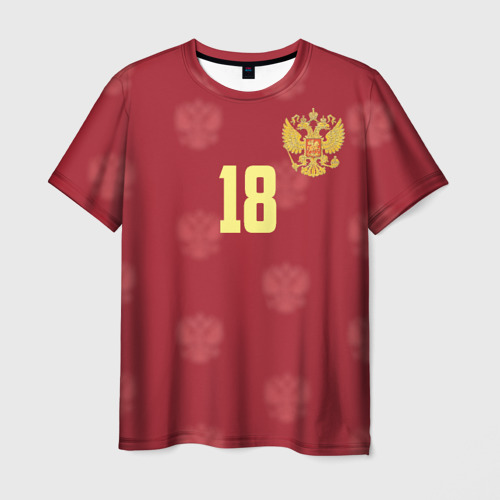 Мужская футболка 3D Денис Черышев