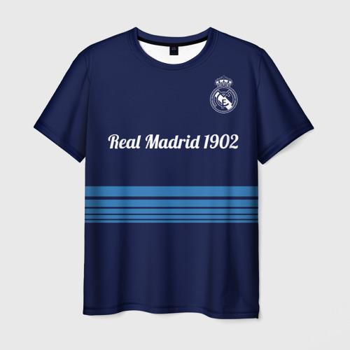 Мужская футболка 3D FC Real Madrid