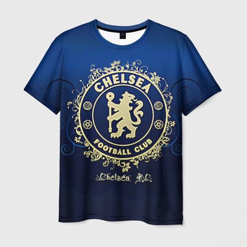 Мужская футболка 3D Chelsea