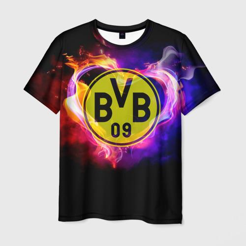 Мужская футболка 3D Borussia2