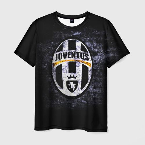 Мужская футболка 3D Juventus2