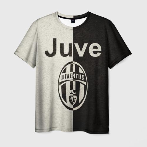 Мужская футболка 3D Juventus6