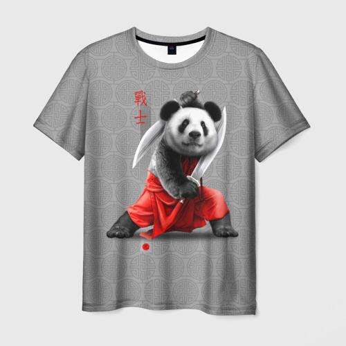 Мужская футболка 3D Master Panda