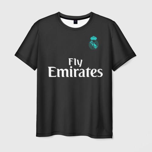 Мужская футболка 3D Cristiano Ronaldo away 2018