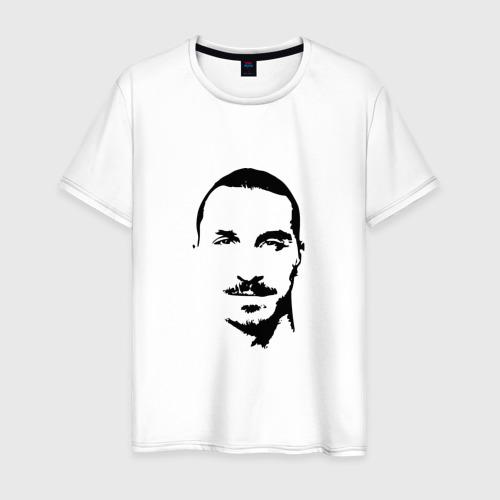 Мужская футболка хлопок Златан Ибрагимович