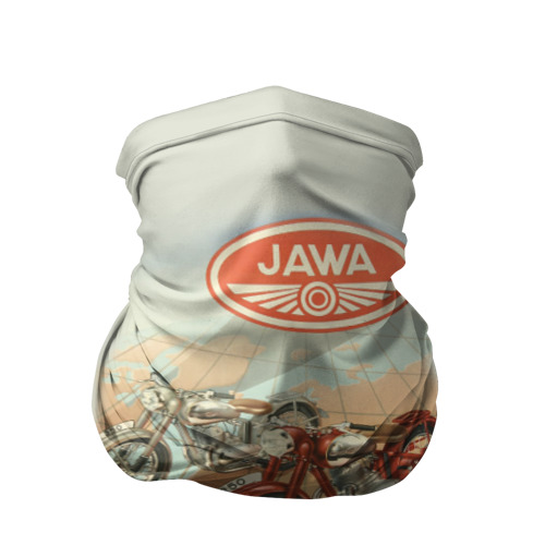 Бандана-труба 3D JAWA
