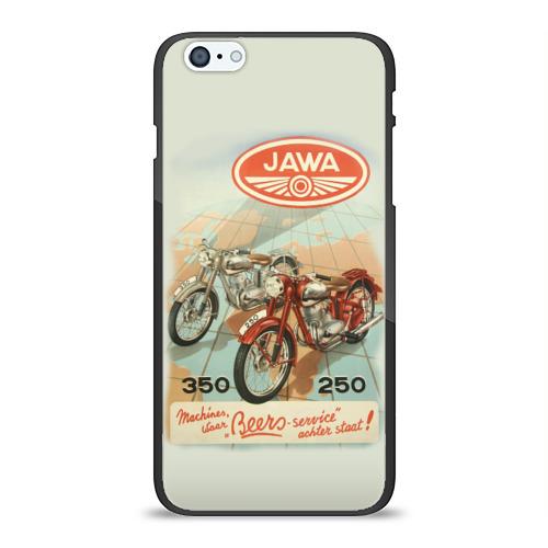 Чехол для iPhone 6Plus/6S Plus глянцевый JAWA