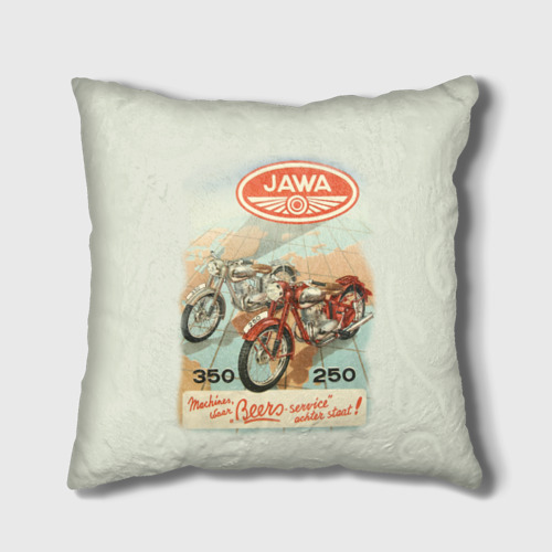 Подушка 3D JAWA