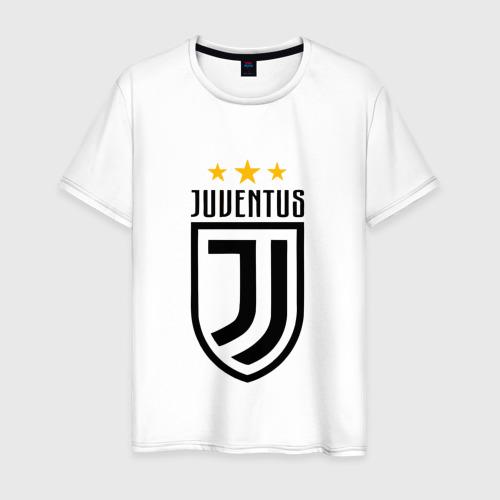 Мужская футболка хлопок Juventus Football Club
