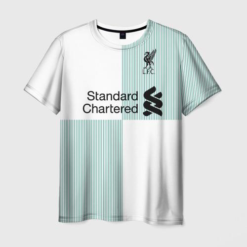 Мужская футболка 3D Coutinho 2018