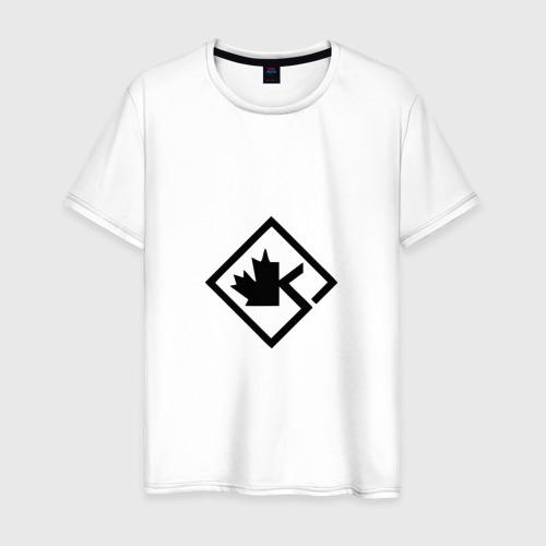 Мужская футболка хлопок KOTD