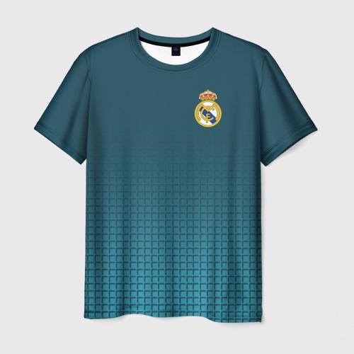 Мужская футболка 3D Real Madrid 2018 14