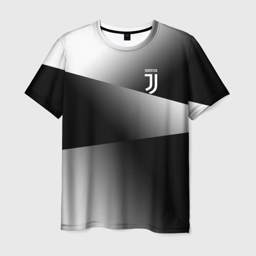 Мужская футболка 3D Juventus 2018 Original 9