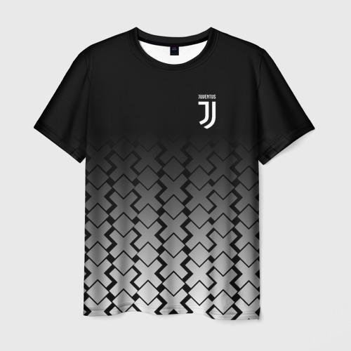 Мужская футболка 3D Juventus 2018 X Sport