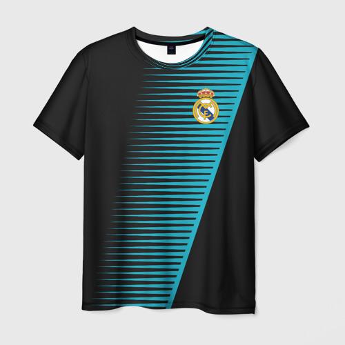 Мужская футболка 3D Real Madrid Creative uniform