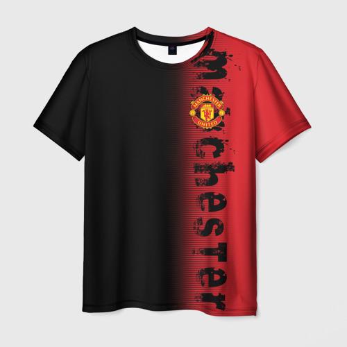 Мужская футболка 3D F.C.M.U 2018 Original