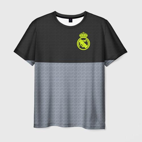 Мужская футболка 3D Real Madrid 2018 Toxic Sport