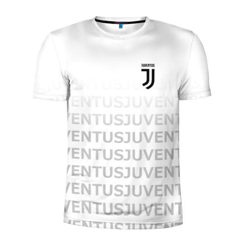 Мужская футболка 3D спортивная Juventus 2018 Original