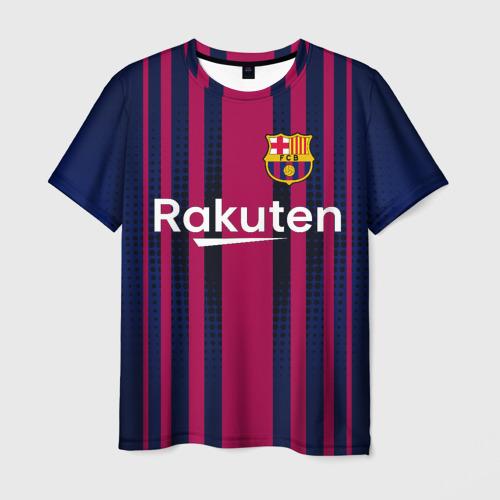 Мужская футболка 3D Barcelona FC