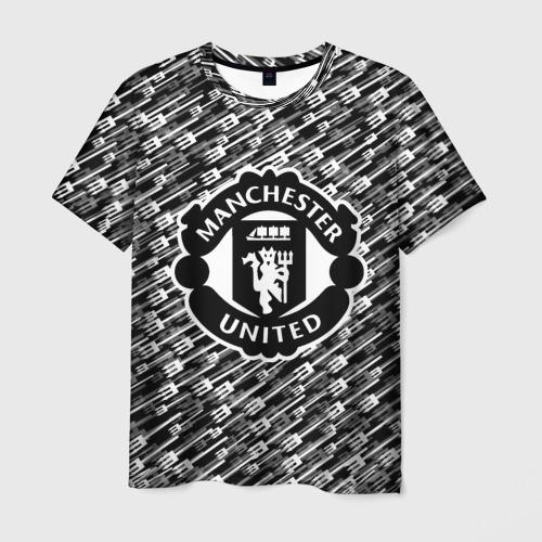 Мужская футболка 3D F.C.M.U 2018 Creative Uniform