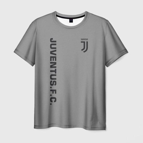 Мужская футболка 3D Juventus 2018 Vintage