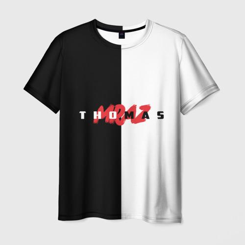 Мужская футболка 3D Thomas Mraz
