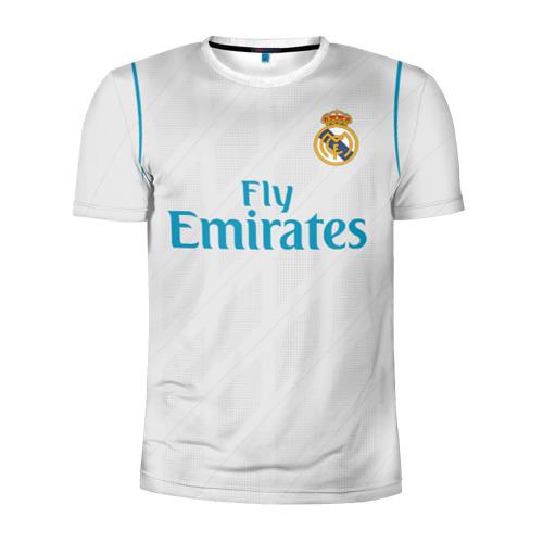 Мужская футболка 3D спортивная Ramos 17-18