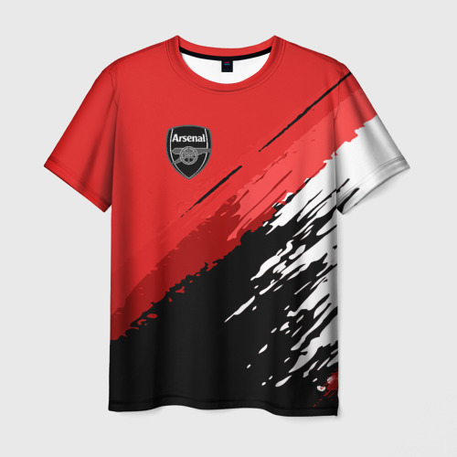 Мужская футболка 3D Arsenal 2018 Original