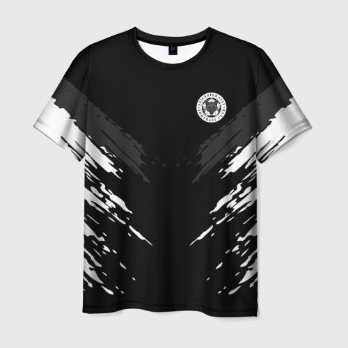 Мужская футболка 3D LEICESTER CITY 2018 SPORT