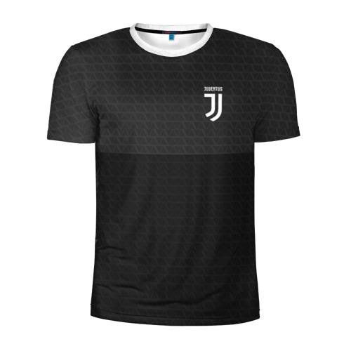 Мужская футболка 3D спортивная JUVENTUS / ЮВЕНТУС
