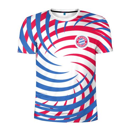 Мужская футболка 3D спортивная FC Bayern Munchen