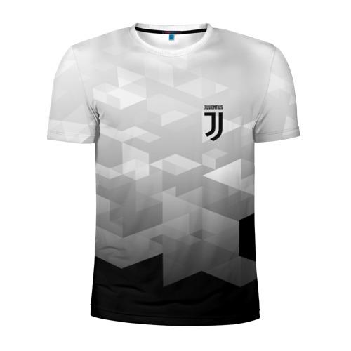 Мужская футболка 3D спортивная JUVENTUS SPORT