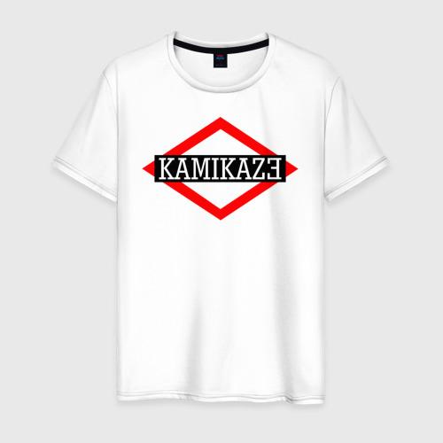 Мужская футболка хлопок Kamikaze