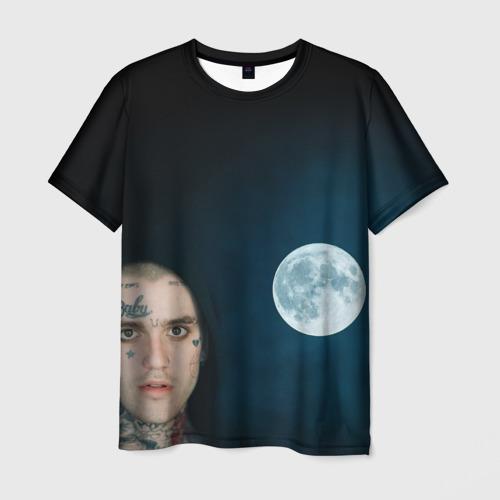 Мужская футболка 3D Runuway make friends
