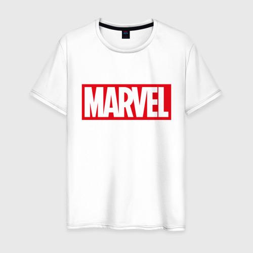 Мужская футболка хлопок MARVEL