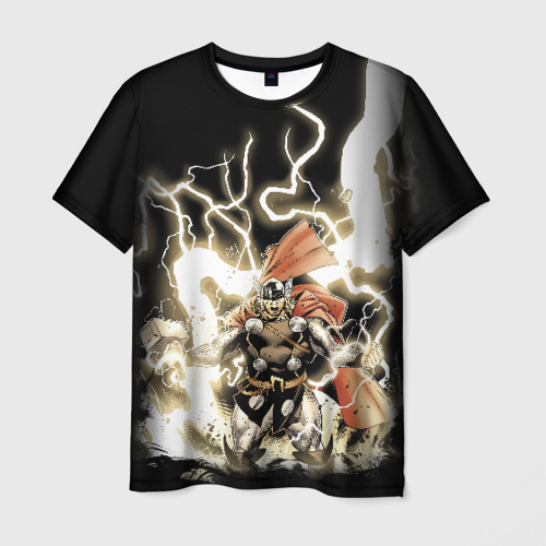 Мужская футболка 3D The Mighty Thor