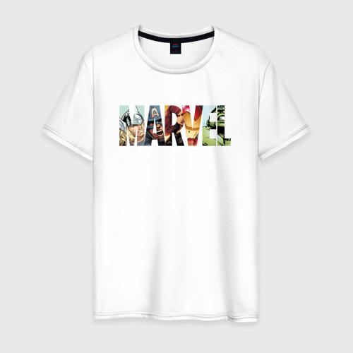 Мужская футболка хлопок Marvel Comics