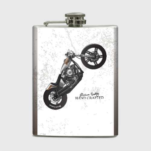 Фляга Vintage Chopper Motorcycle
